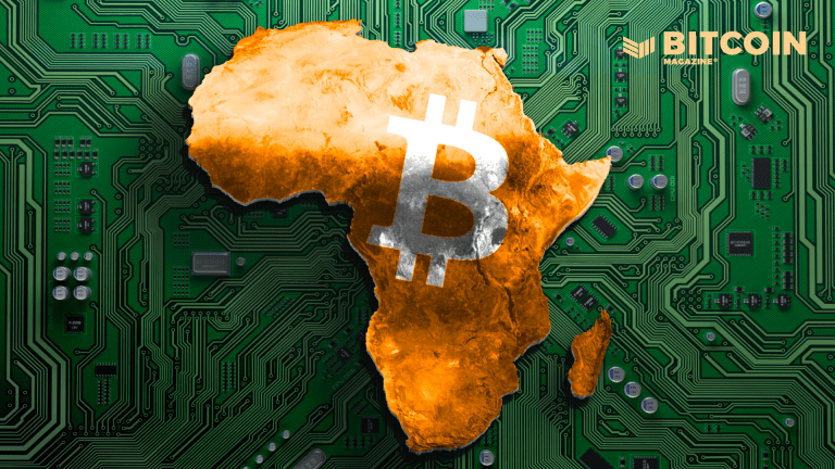 Report: Bitcoin Adoption In Africa Grows 1,200% In One Year