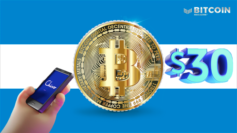 Thousands Of People Plan To Buy $30 Of Bitcoin To Celebrate El Salvador