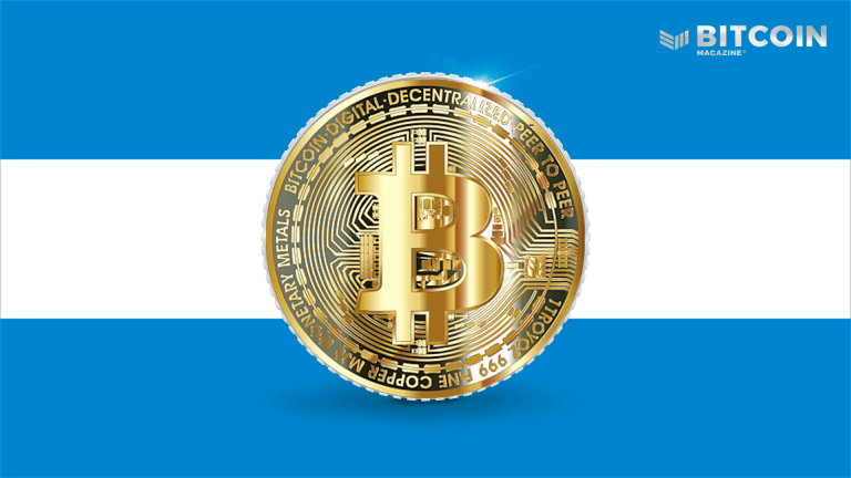 History Is Made: El Salvador Becomes The First Country To Adopt Bitcoin