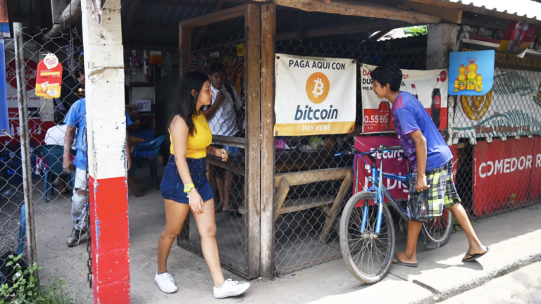 A Look At Local Bitcoin Adoption In El Salvador