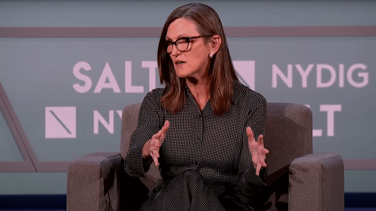 Ark Invest CEO Cathie Wood Predicts $500,000 Bitcoin Price By 2026