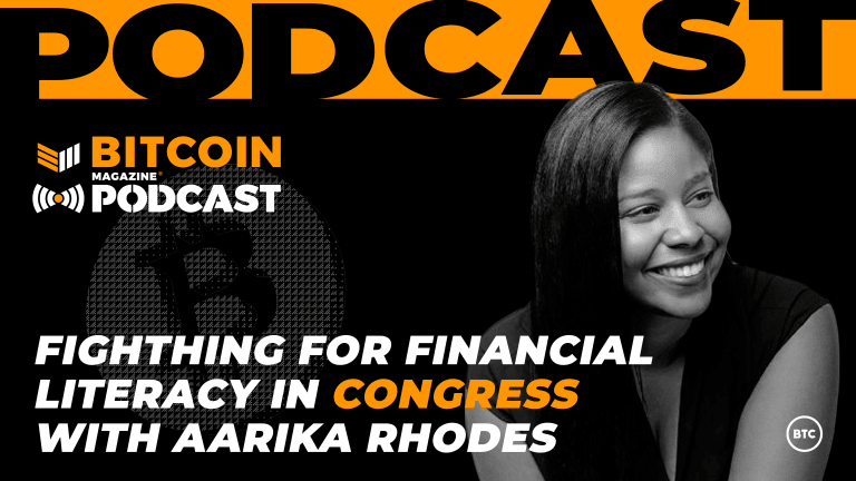 Fighting For Financial Literacy In Congress With Aarika Rhodes