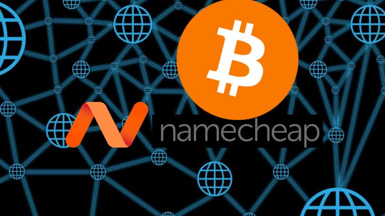 Domain Giant Namecheap To Accept Payments Via Bitcoin Lightning