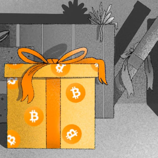 There are plenty of Bitcoin-themed holiday gifts out there for the HODLer or precoiners in your life. Here are a few of our favorites.