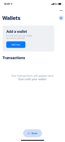 Don't worry too much about the name, you can create as many wallets as you want!
