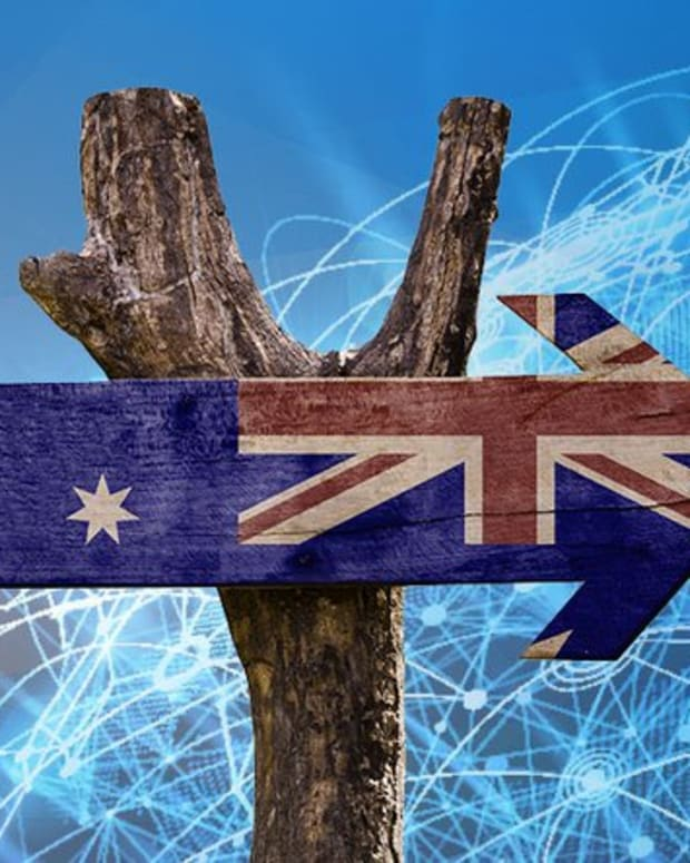 Blockchain - An Australian Blockchain Experiment: Tracking Global Almond Shipments
