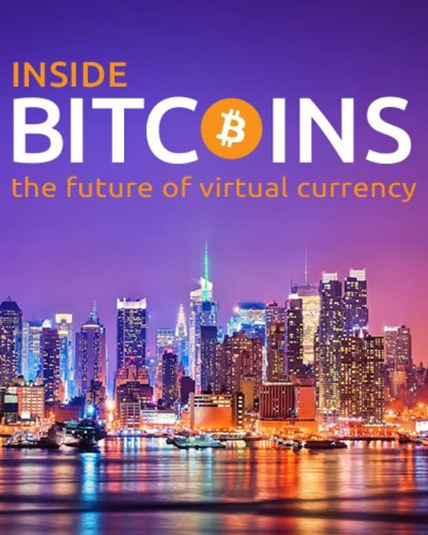Op-ed - NYC Inside Bitcoins Conference to Take Place at Javits Convention Center