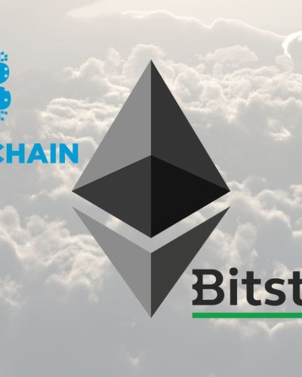 Ethereum - Blockchain and Bitstamp Customers Can Now Use Ether