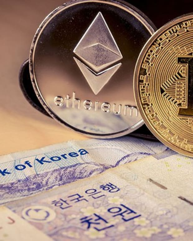Regulation - South Korea Allows Cryptocurrency Trading for Real-Name Registered Accounts