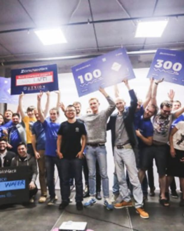 Adoption & community - Moscow's Blockchain Hackathon Reflects Booming Blockchain Industry in Russia