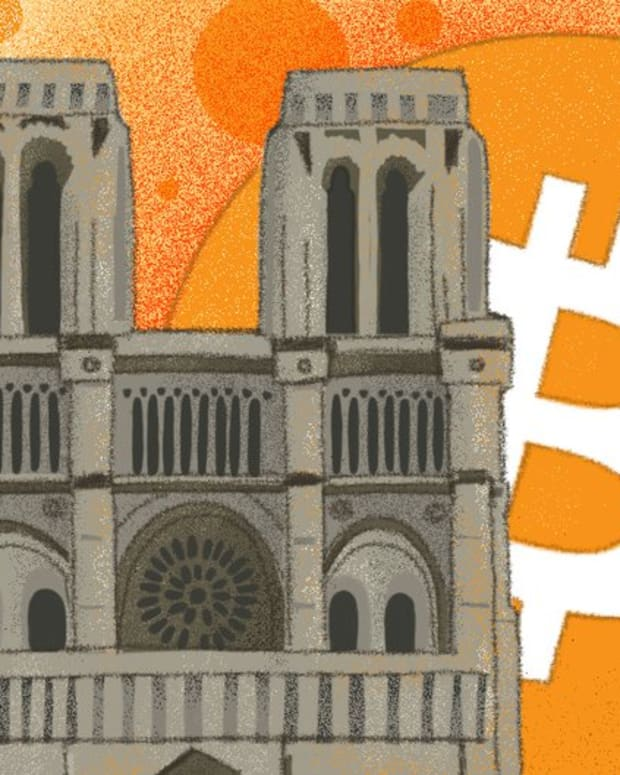 Adoption & community - International Bitcoiners Pitch In on Notre-Dame Restoration Effort