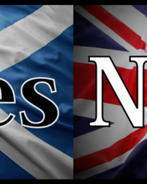 Op-ed - Scottish Independence