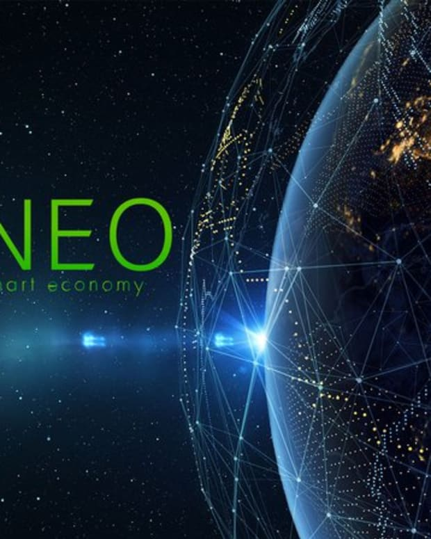 China - NEO Completes Rebranding; Announces Blockchain Partnerships