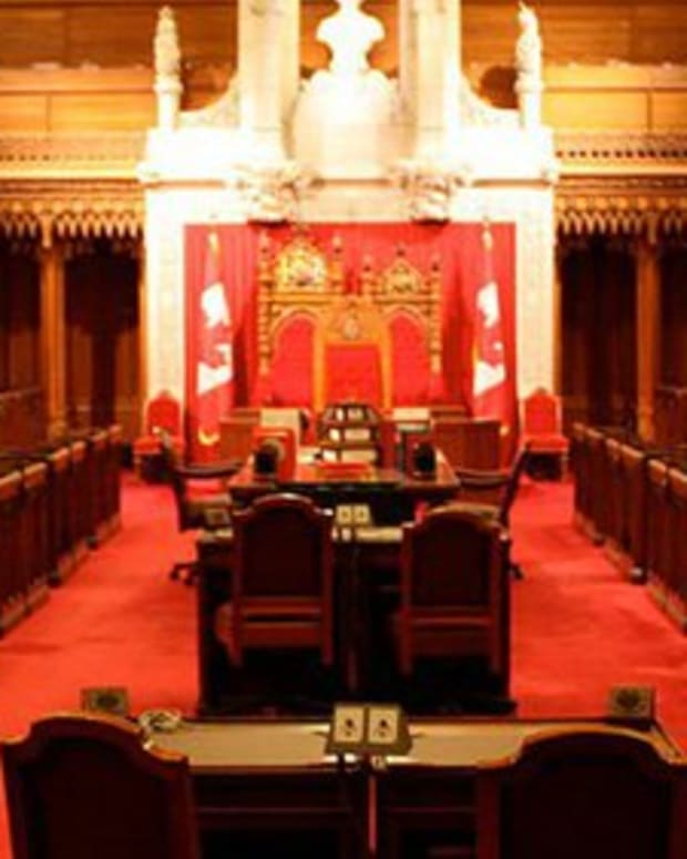 Op-ed - Canadian Senate Says No to Regulating Digital Currencies