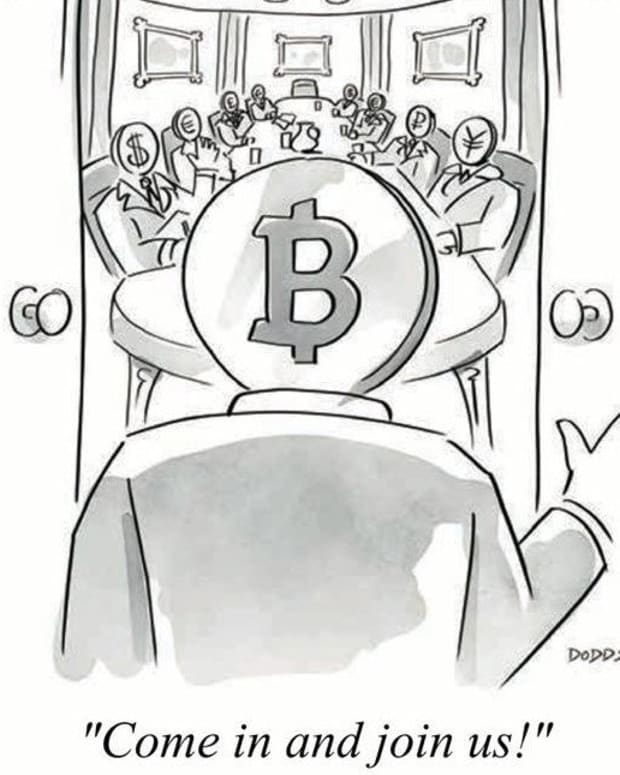 Op-ed - MtGox Publishes Bitcoin Ad In G8 Conference Magazine