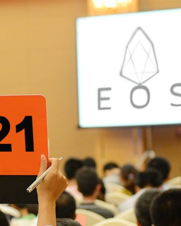 China - EOS Hype Builds as Over 50 Candidates Vie for 21 Supernodes