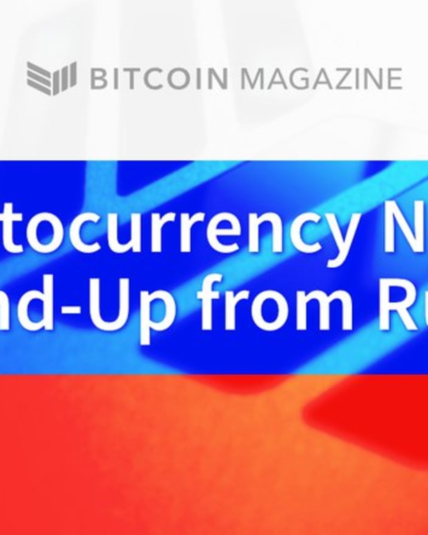 Review - Cryptocurrency News Round-Up From Russia: Highlights