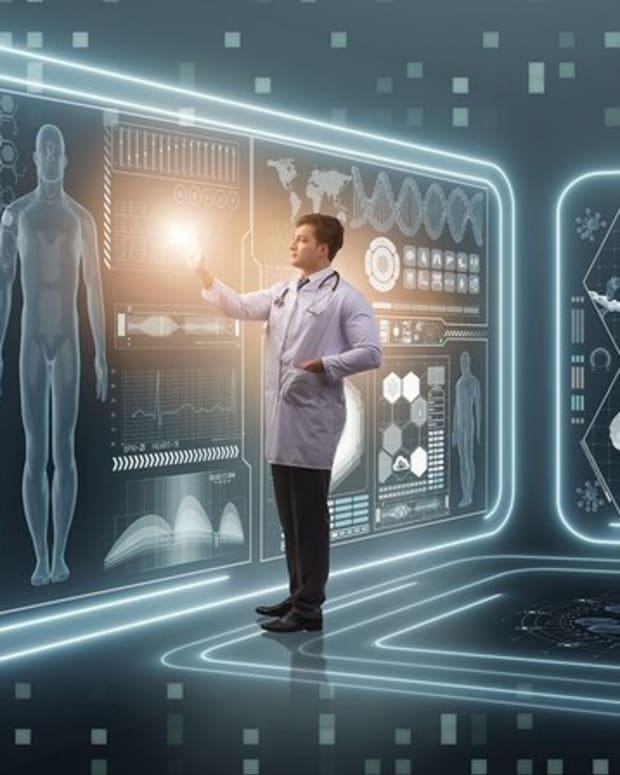 Startups - The Next Doctor You Consult Could Be a Robot: Healthcare Meets AI and the Blockchain