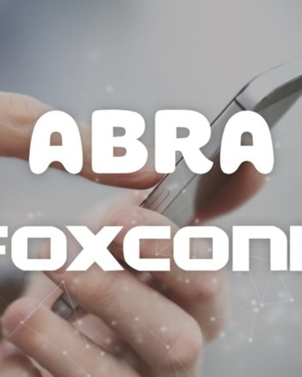 Startups - Abra Closes $16M in Funding and Looks to Venture Into Consumer Product Space