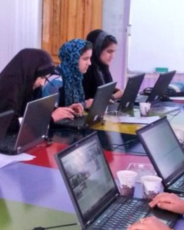 Adoption & community - Code to Inspire: Bitcoin Gives Afghan Women Financial Freedom