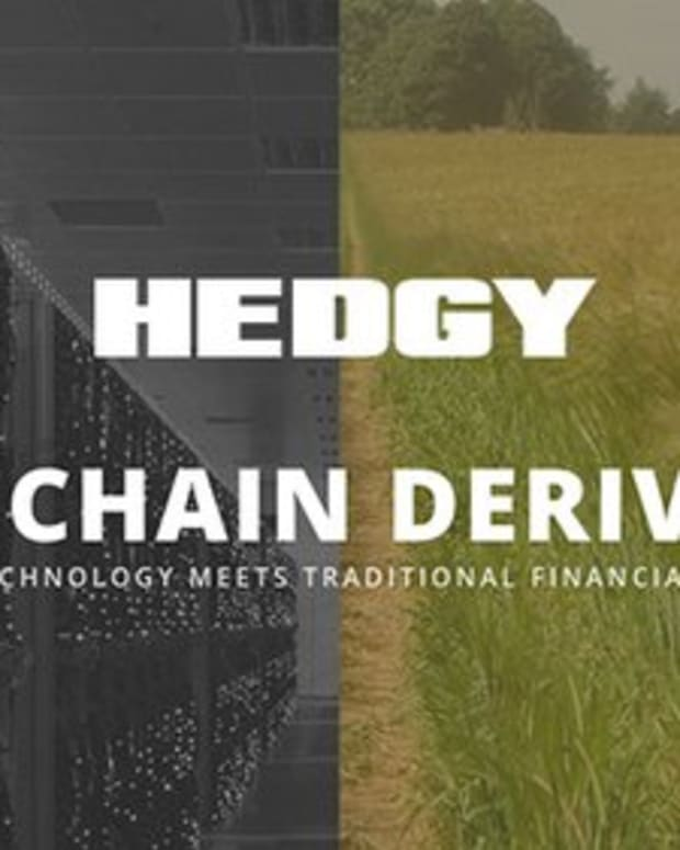 Op-ed - Boost VC-backed Bitcoin Smart Contract Startup Hedgy Raises $1.2 million