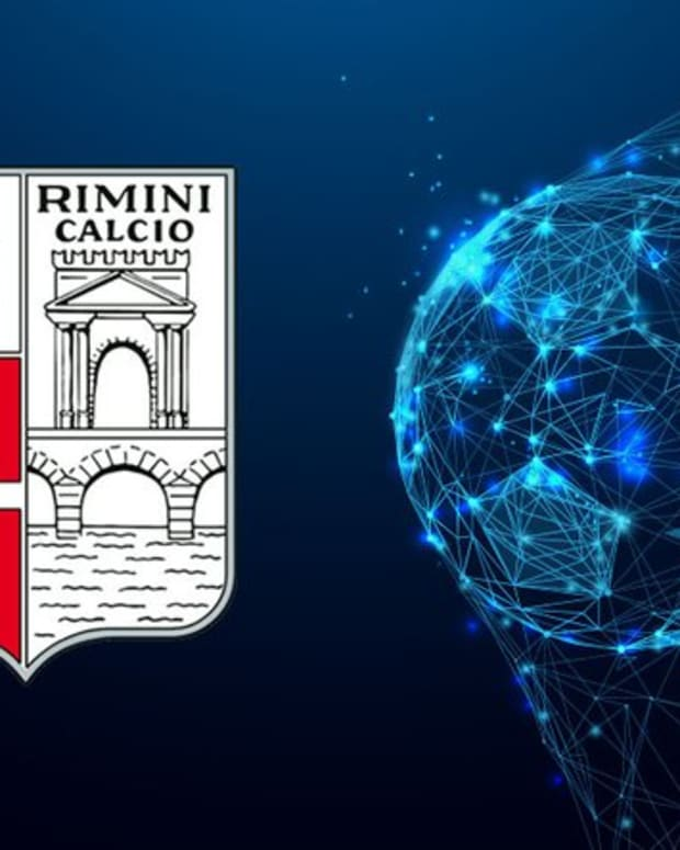 Adoption & community - Shares in Italian Football Club Rimini Purchased With Cryptocurrency