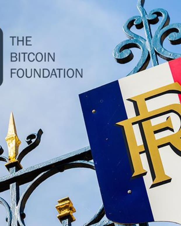 "Regulation - Bitcoin Foundation Challenges ""French BitLicense"" Proposed in PACTE Bill"