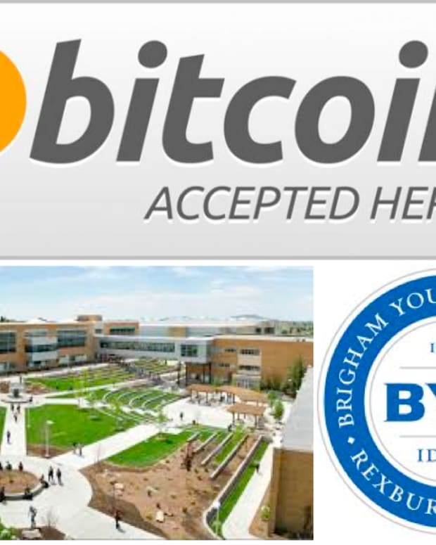 Op-ed - BYU Idaho Accepts Bitcoin in Select Student Housing Developments