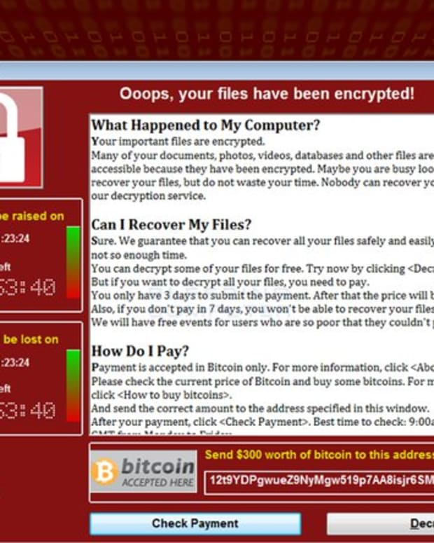 - Four Quick Questions and Answers About Ransomware and Bitcoin