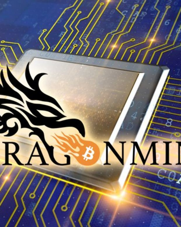 Mining - Halong Mining Is the First Bitcoin Mining Hardware Producer to Implement Overt AsicBoost