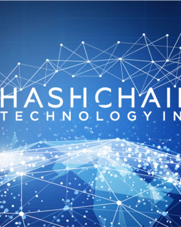 - HashChain Invests In the Future of Blockchain Services