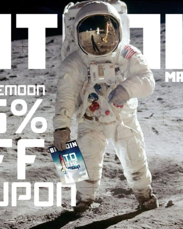 Op-ed - Black Friday #tothemoon 25% Off Coupon