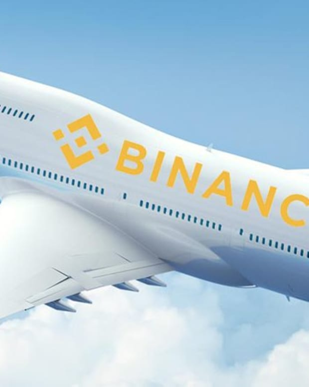 Adoption - Binance Invests $2.5 Million in Australian Blockchain Travel Startup
