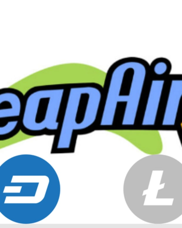Payments - CheapAir Says Goodbye to Coinbase