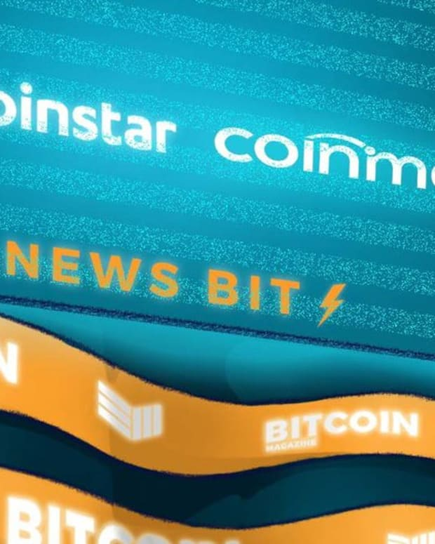 Adoption - Coinme and Coinstar Expand Bitcoin Kiosk Service