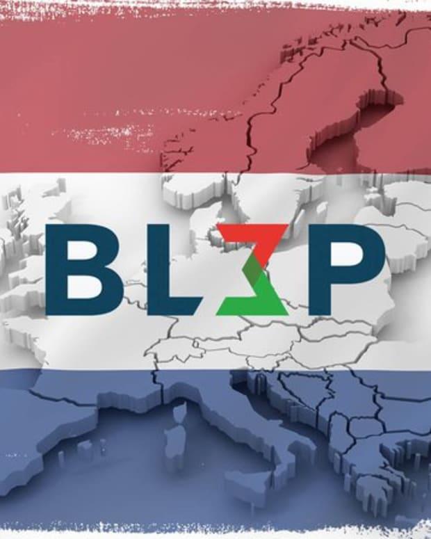 Adoption - Dutch Bitcoin Exchange BL3P Increases Reach to 34 European Countries