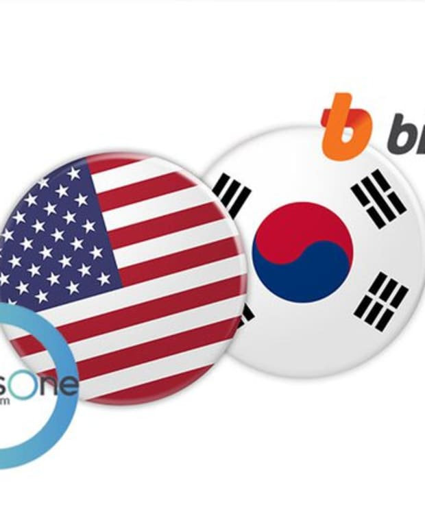 Investing - Bithumb and seriesOne Partner to Launch U.S. Securities Token Exchange