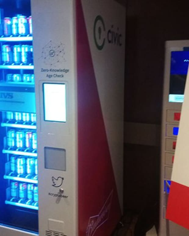 Adoption & community - Civic Demos Proof of Concept With Beer Vending Machines