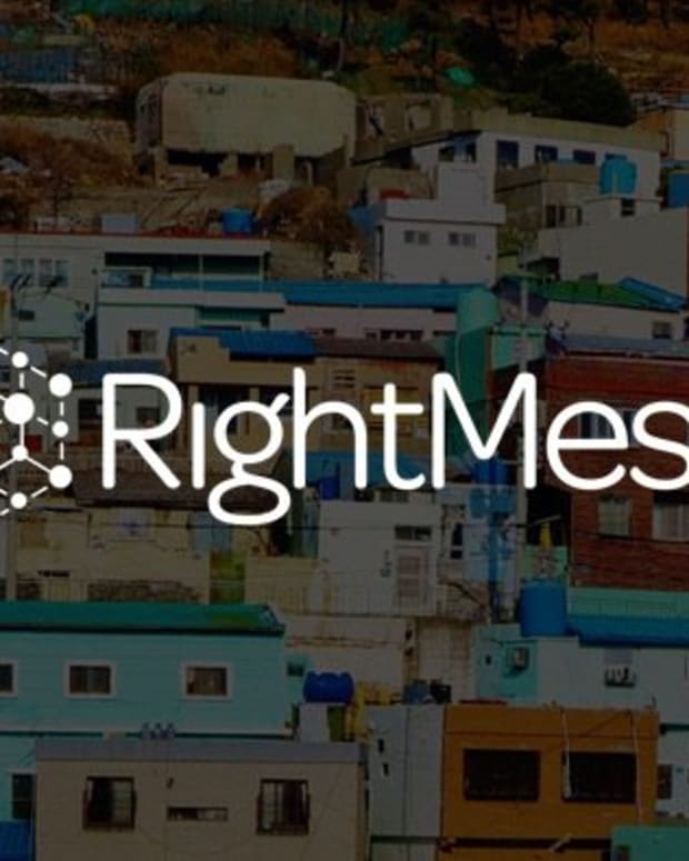 - RightMesh's Quest to Leverage Blockchains for the World