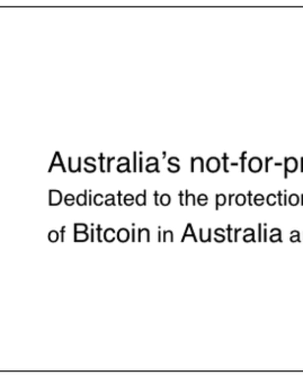 Op-ed - The Bitcoin Association of Australia