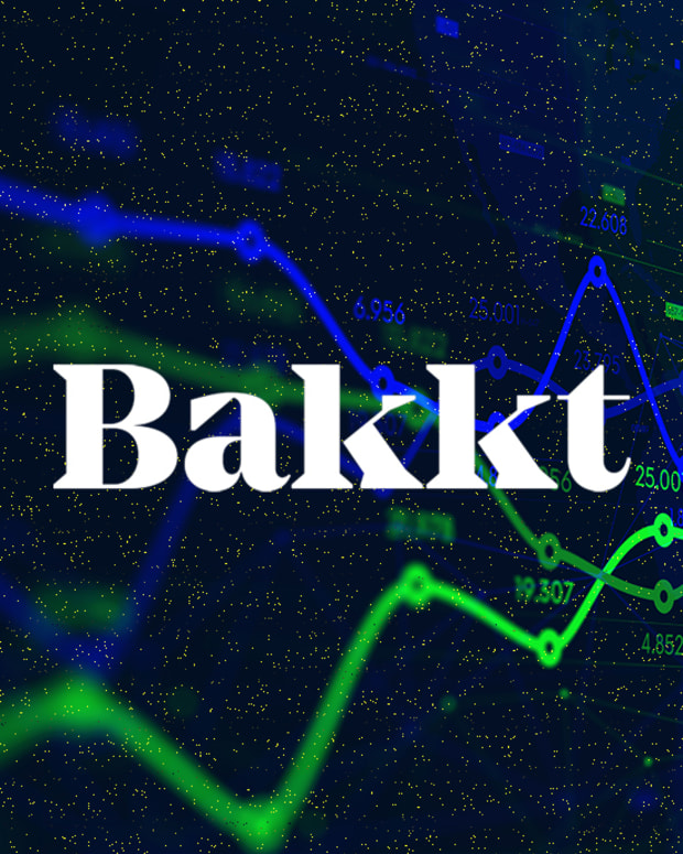 Trading for the Intercontinental Exchange's Bakkt bitcoin futures product went live on September 22, 2019.