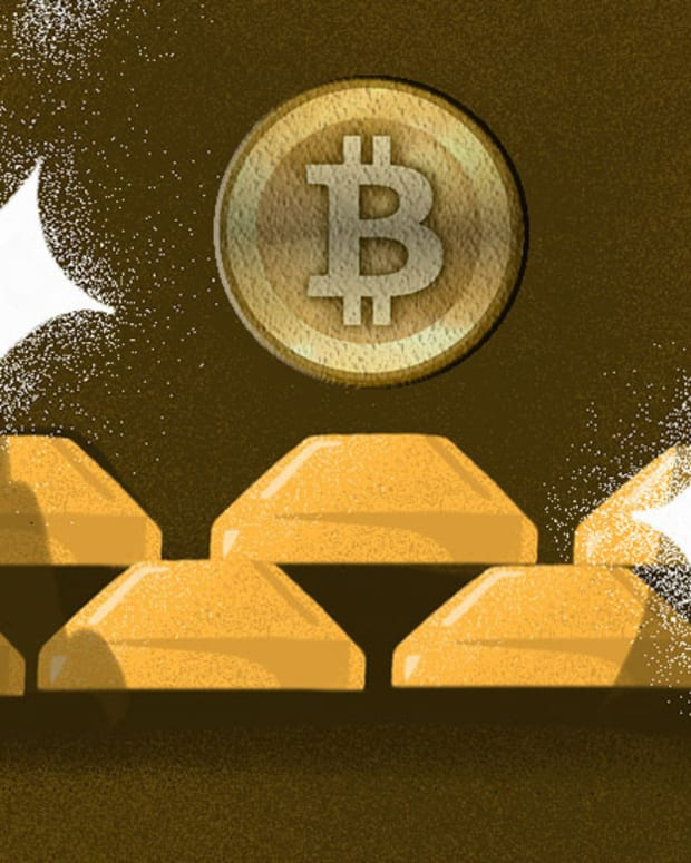 Bitcoiners have long harped on bitcoin's viability as a global hedge asset like gold, but it's never had the opportunity to prove itself.