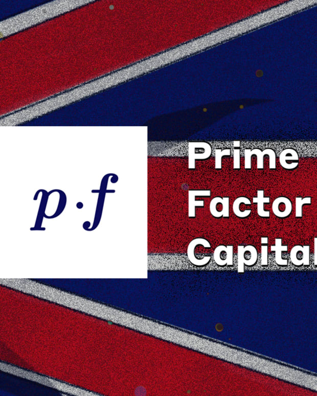 Prime Factor Capital Ltd., an investment management firm headquartered in London, has become the first crypto-focused hedge fund to be authorized by the U.K.'s Financial Conduct Authority (FCA) as a full-scope alternative investment fund manager (AIFM) under European Union rules.