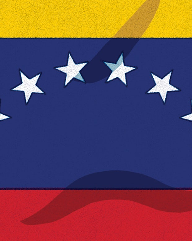 Crypto POS Service Provides Relief to Venezuelan Refugees