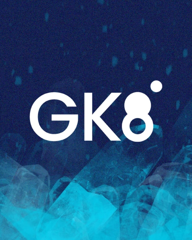 GK8 cold wallet