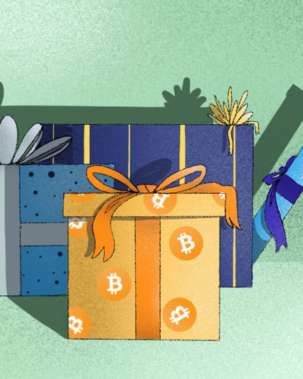 GiveBitcoin Wants You to Give Bitcoin This Holiday Season