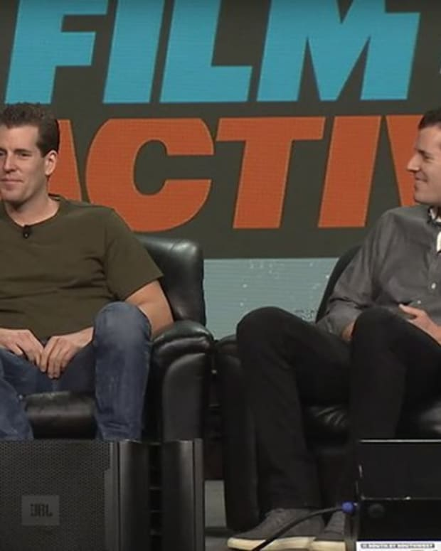 "Adoption & community - The Winklevoss Twins on Bitcoin Industry Growth: ""Let's Build That Bridge to the Legacy World"""
