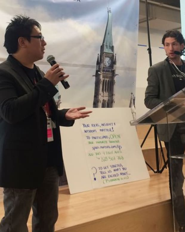 Technical - Samson Mow Introduces Liquid Networks at Blockchain Forum in Canada
