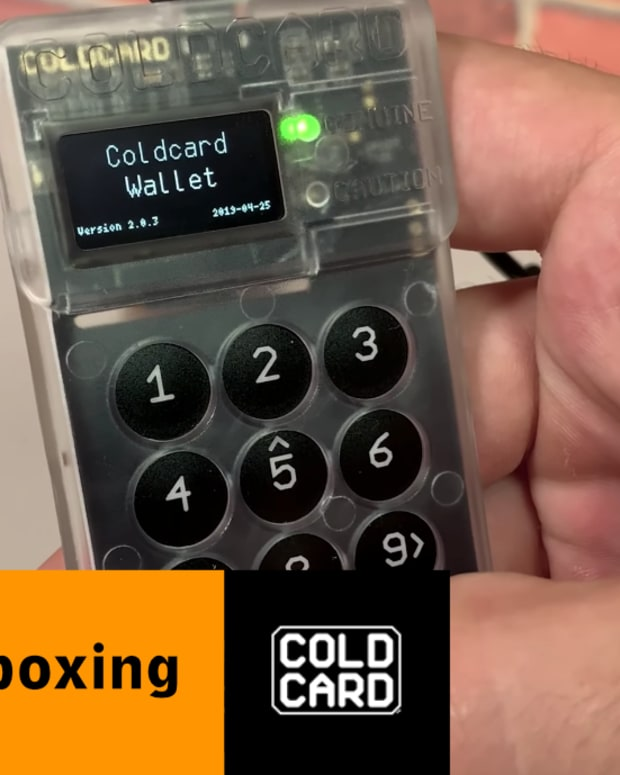 In this video review, Bitcoin Magazine tests Coinkite's Coldcard Mk3 hardware wallet, assessing its user experience, security measures and more.
