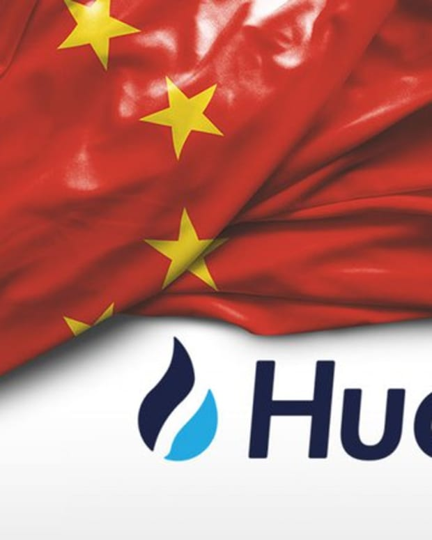 China - Huobi Group Sets Up Communist Party Committee in Beijing